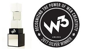 W3 Award